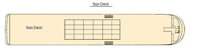 Belle de Cadix Sun Deck