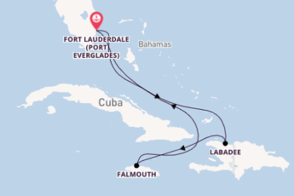 Travelling from Fort Lauderdale with the Independence of the Seas