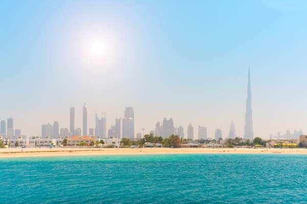 In 21 Tagen nach Barcelona über Jeddah
