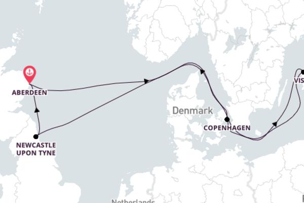 Mesmerizing Visby 12-Day Excursion