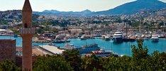Mittelmeer ab Genua bis Istanbul
