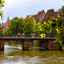 Le Rhin en flammes depuis Cologne
