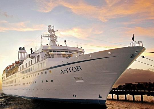 Coastal Experience Via Adelaide Return Astor Cruise And - Cruise ship arrivals adelaide