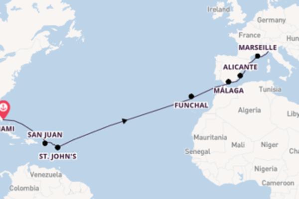 Cruise met MSC Cruises naar San Juan