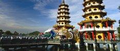 China und Taiwan erleben