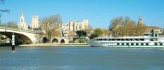 Flussreise auf Saone und Rhone