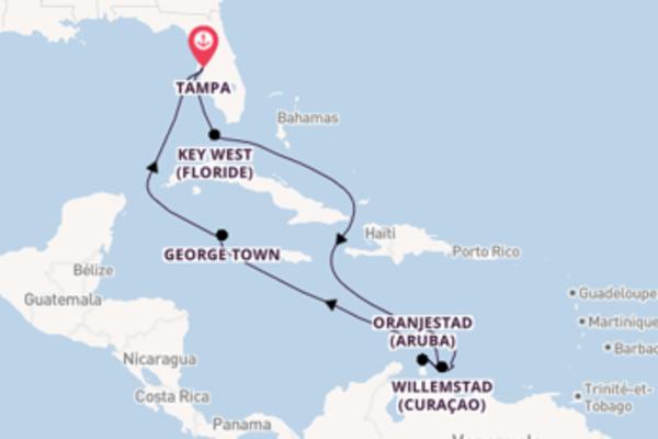 Dépaysante balade pour découvrir Willemstad (Curaçao)