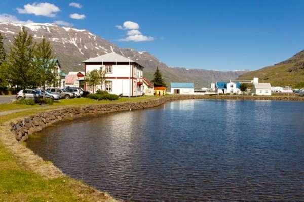 Sudereyri, IJsland