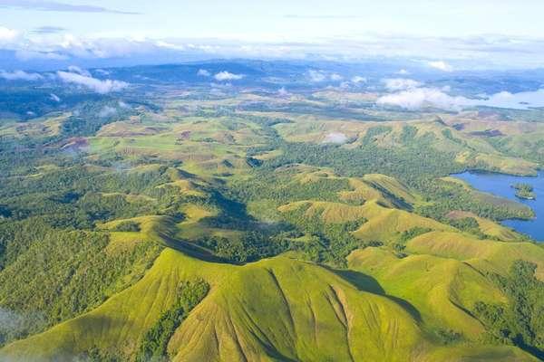 о. Киривина, Папуа-Новая Гвинея