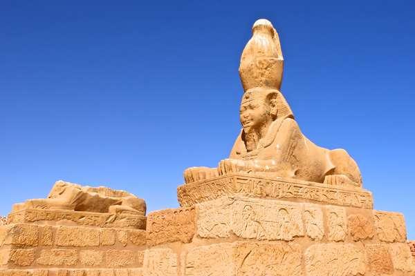 Naga-Hammadi-Staustufe, Ägypten