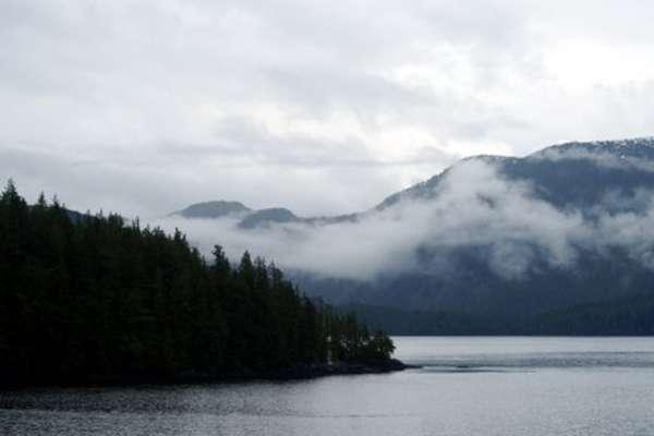 Sergius Narrows, Alaska, Verenigde Staten