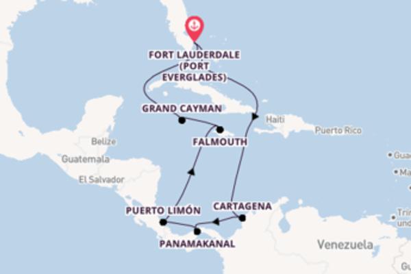 Erkunden Sie Cartagena auf der Emerald Princess