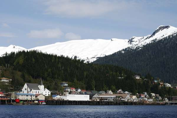 Vancouver, BC to Anchorage with Silver Muse