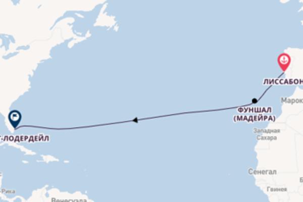 Фееричное путешествие с Silversea