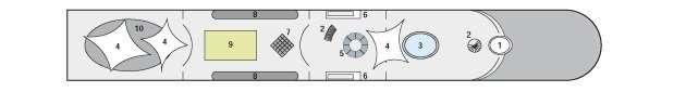 A-ROSA BELLA Sun Deck