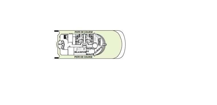 Seven Seas Navigator Pont 12