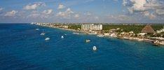 Cozumel ab/bis Fort Lauderdale