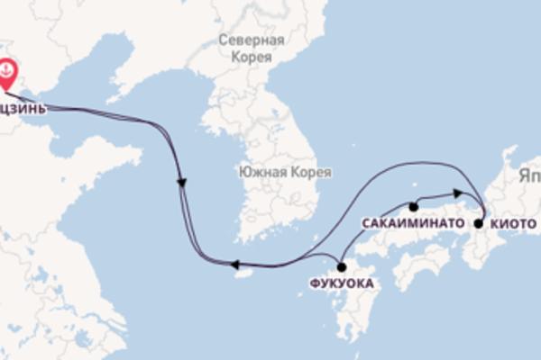 Потрясающий вояж на Voyager of the Seas