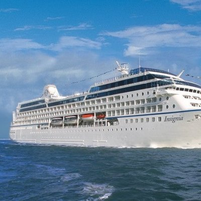 Cruise op de Pacifische Oceaan naar Honolulu