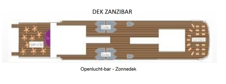 L'Austral Zanzibar Dek