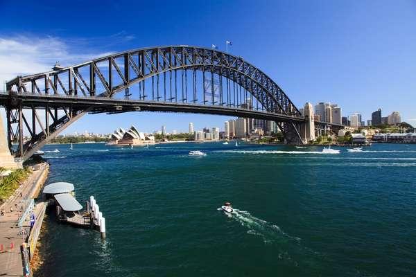 Baie des îles, depuis Sydney à bord du bateau Emerald Princess