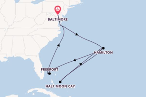 Beeindruckende Reise nach Baltimore