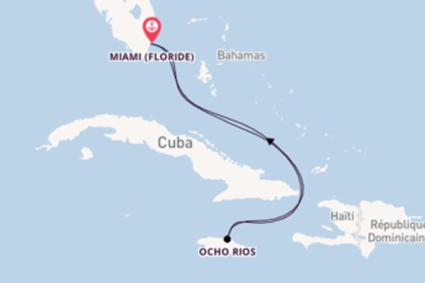 5 jours pour découvrir Ocho Rios