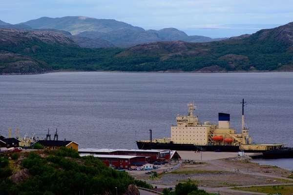 7 jours de navigation à bord du bateau Nordlys vers Kirkenes