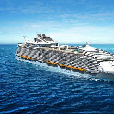 Prachtige cruise naar Puerto Rico