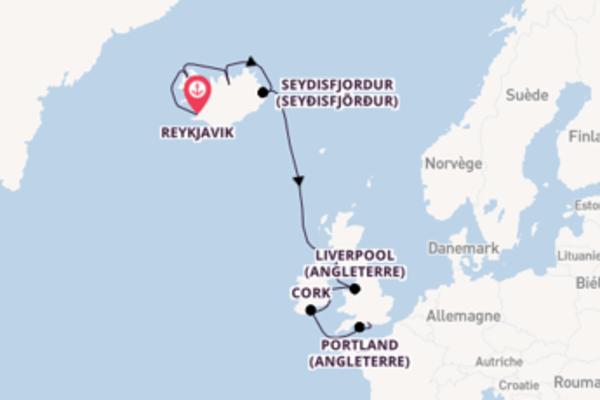 Douce virée de 12 jours depuis Reykjavik