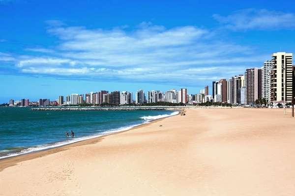 Fortaleza, Brazilië