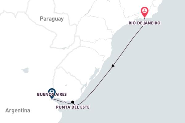 Delightful Punta del Este 11-Day Excursion