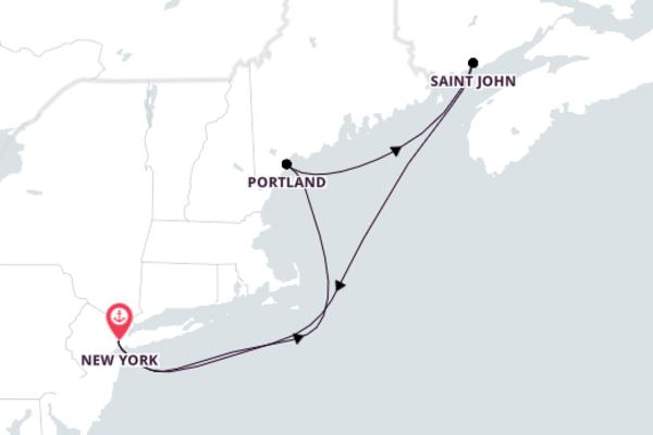 Vibrant Portland Escape with Carnival Cruise Lines