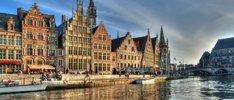 Holland und Belgien genießen