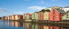 Bergen - Kirkenes - Trondheim