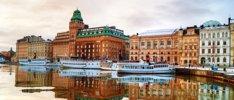 Ostseefahrt ab/bis Stockholm