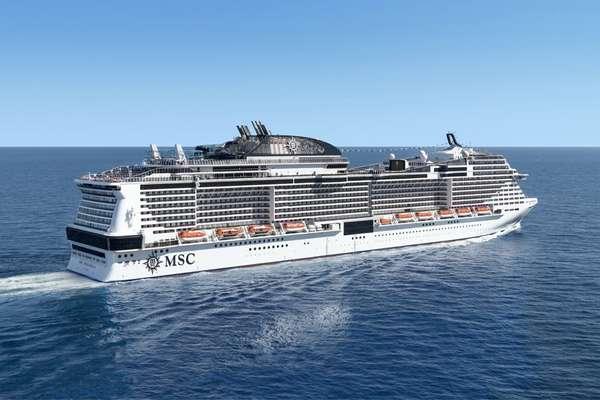 Vibrant Costa Maya with MSC Cruises