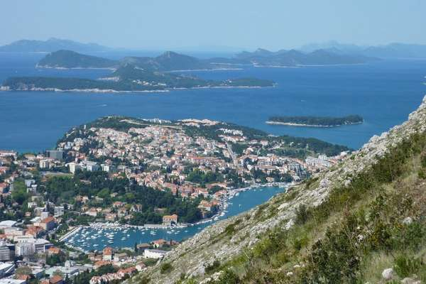 Šipan, Kroatië