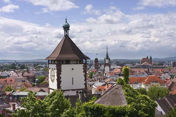 Freiburg im Breisgau, Duitsland