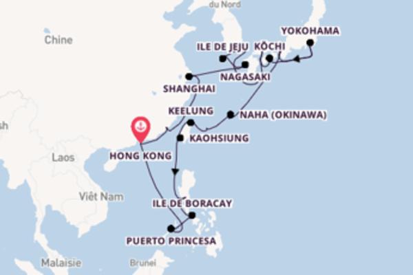 29 jours pour découvrir Ishigaki