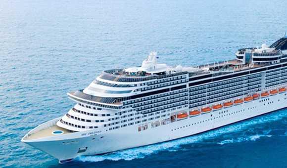 MSC Cruises Save MSC Cruise Line - Cruise ship deals 2018