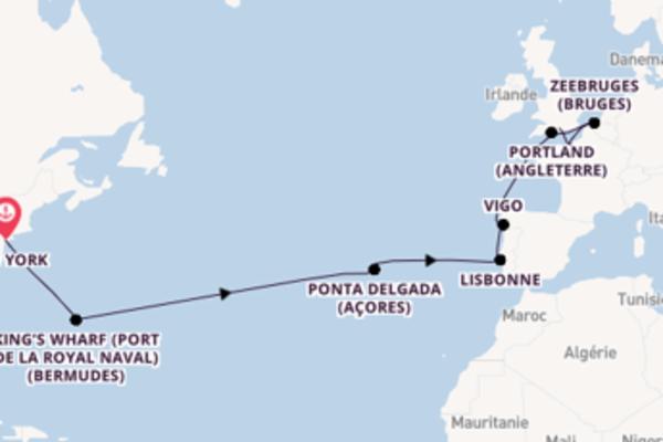 16 jours pour découvrir Lisbonne au départ de New York