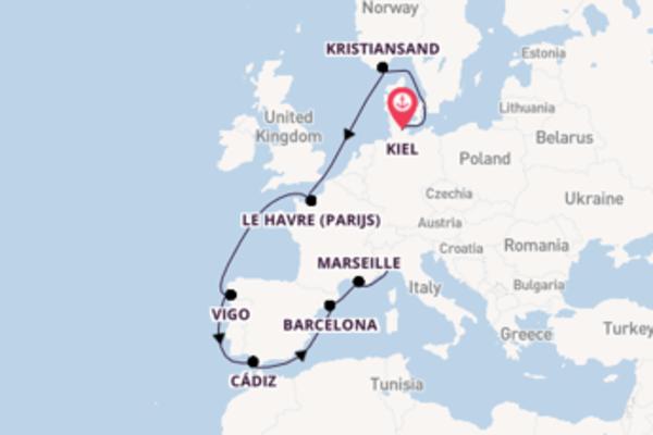 Beleef Barcelona met Costa Cruises