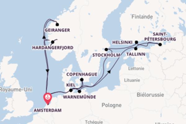Idyllique balade de 22 jours pour découvrir Amsterdam