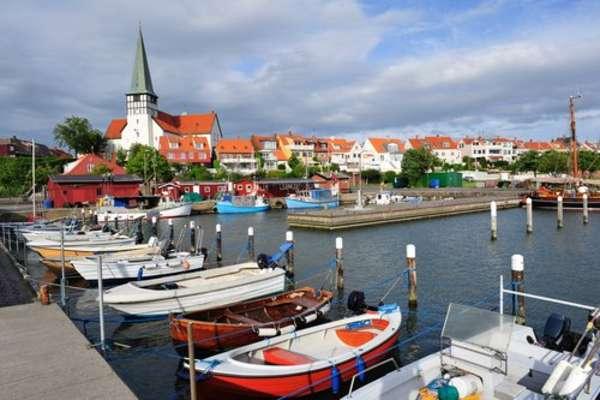 Rønne (Bornholm), Denmark