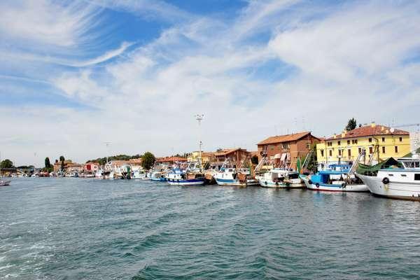Porto Garibaldi, Italië