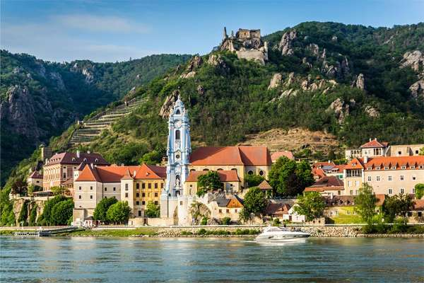 16 Tage Donau Reise