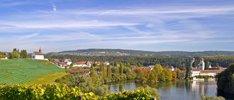 Rhein in Flammen in Koblenz ab Köln
