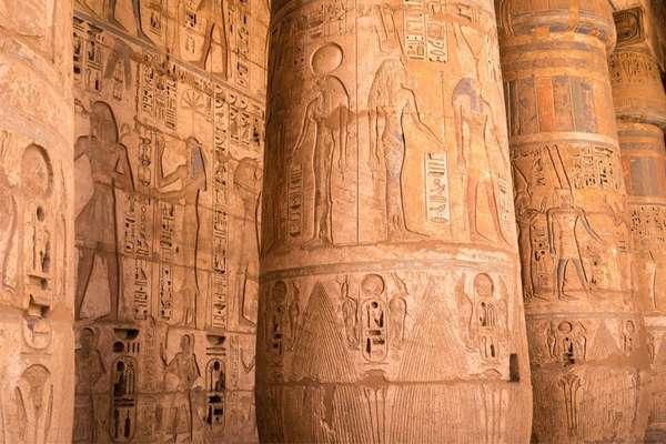 Tell el-Amarna, Ägypten