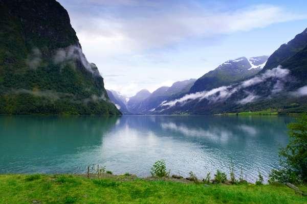 Groetavaer, Grytoya Island, Norway